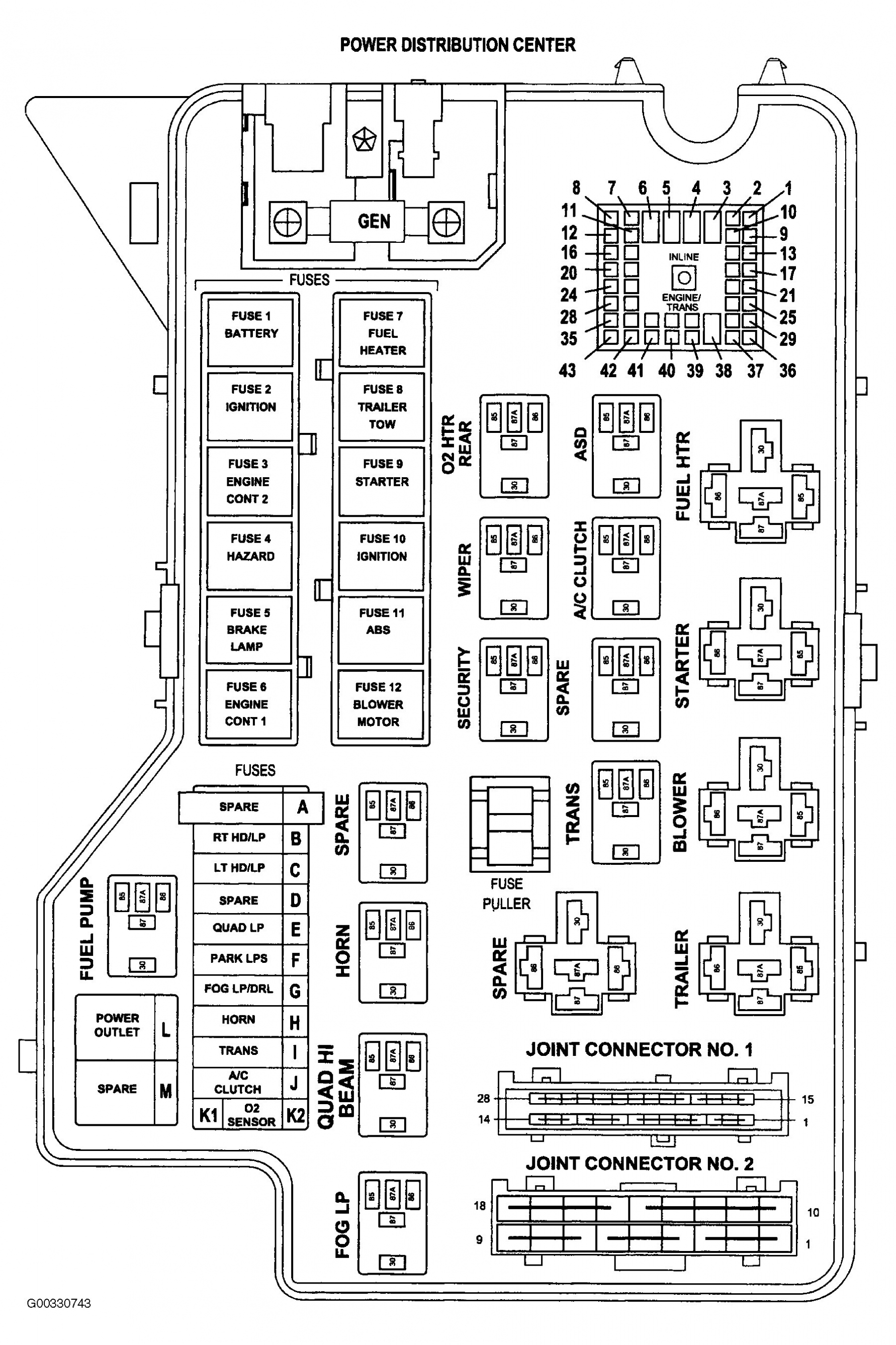 wiring diagram for 1998 dodge ram 1500