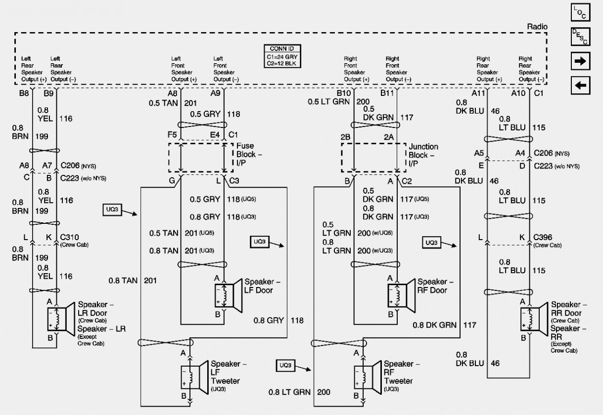 04 Envoy Wiring Diagrams - Data Wiring Diagram Schematic - 2005 Yukon Trailer Wiring Diagram