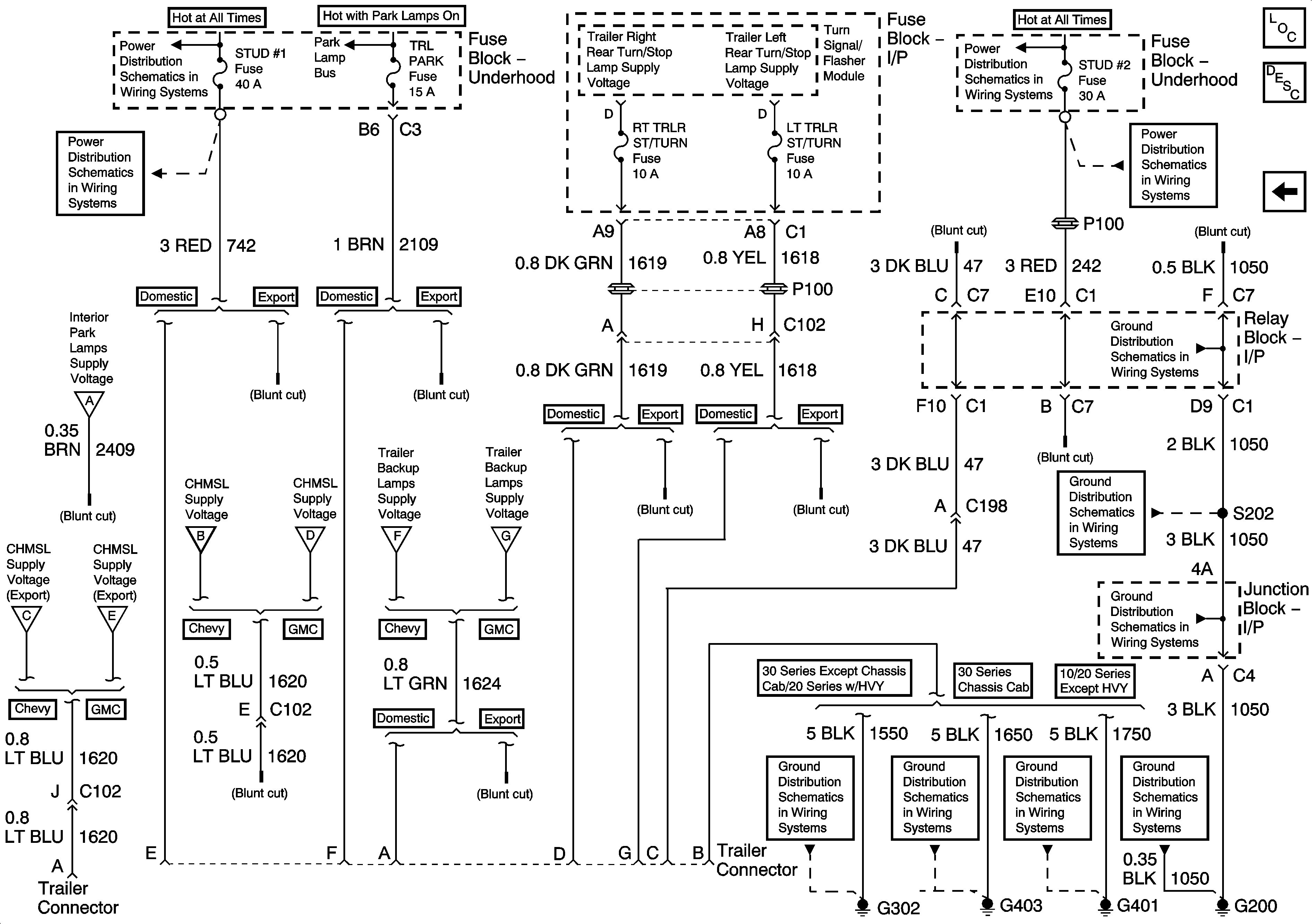 05 Silverado Trailer Wiring Diagram Source 13 5 | Hastalavista - 05 Silverado Trailer Wiring Diagram