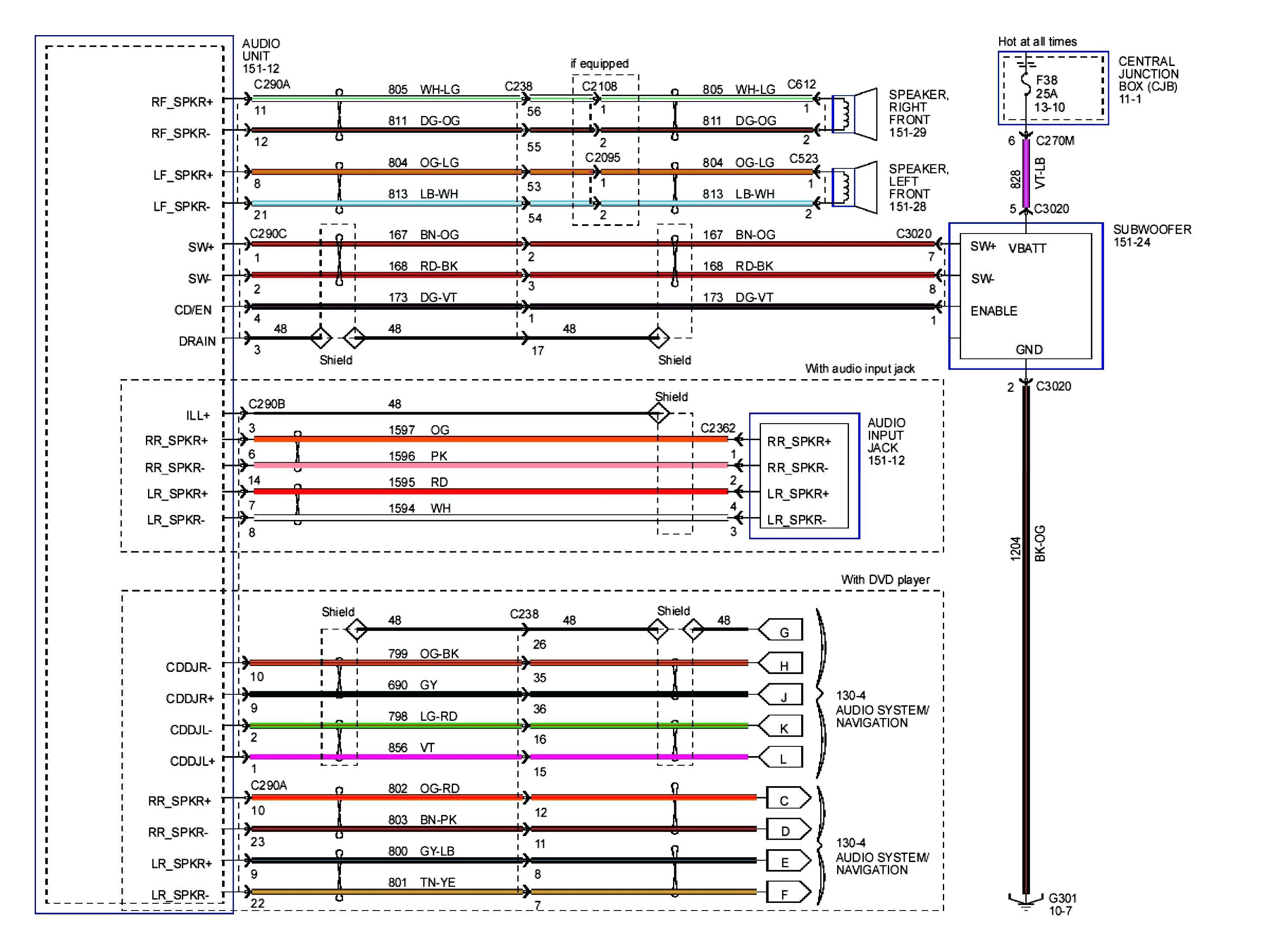 Oasis Trailer Wiring Diagram