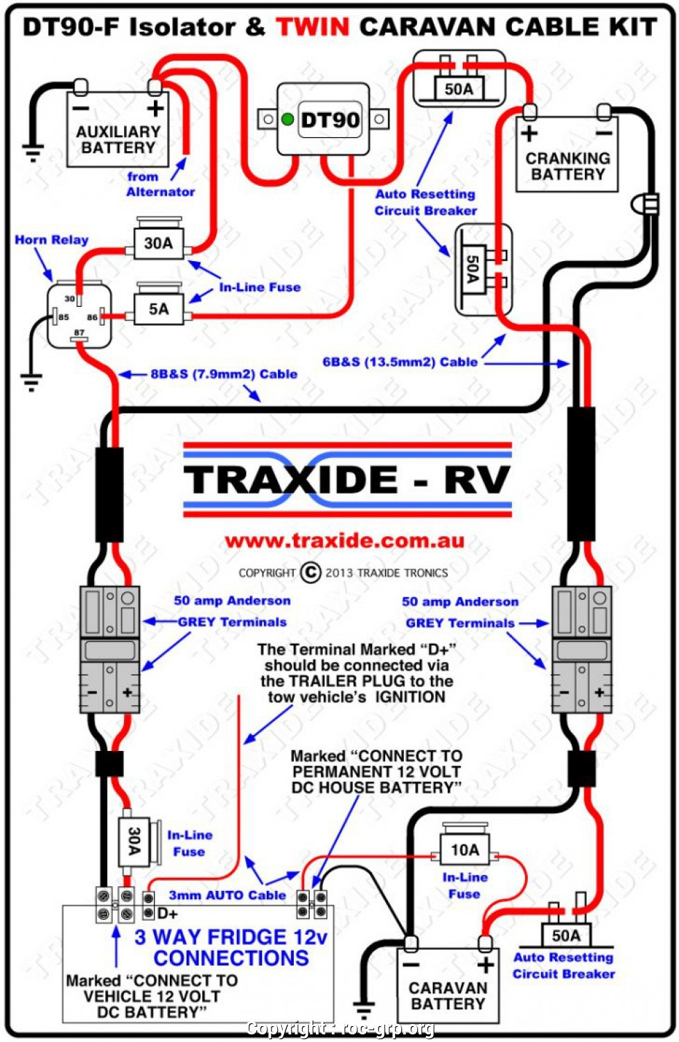 12 Pin Trailer Plug Wiring Diagram Somurich Of 12 Pin Caravan Plug - Trailer Wiring Diagram 12 Pin