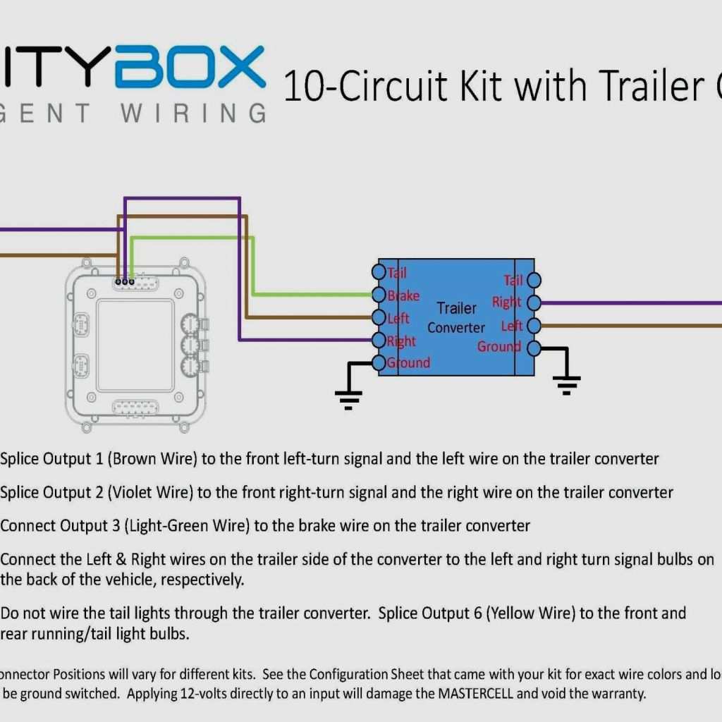 12 Volt Trailer Wiring Diagram 4 Flat | Best Wiring Library - 4 Way Utility Trailer Wiring Diagram