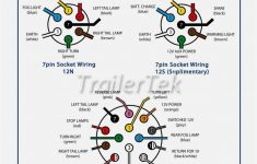 13 Pin Socket Wiring Diagram 12 Plug | Wiring Diagram – Vw Amarok Trailer Wiring Diagram