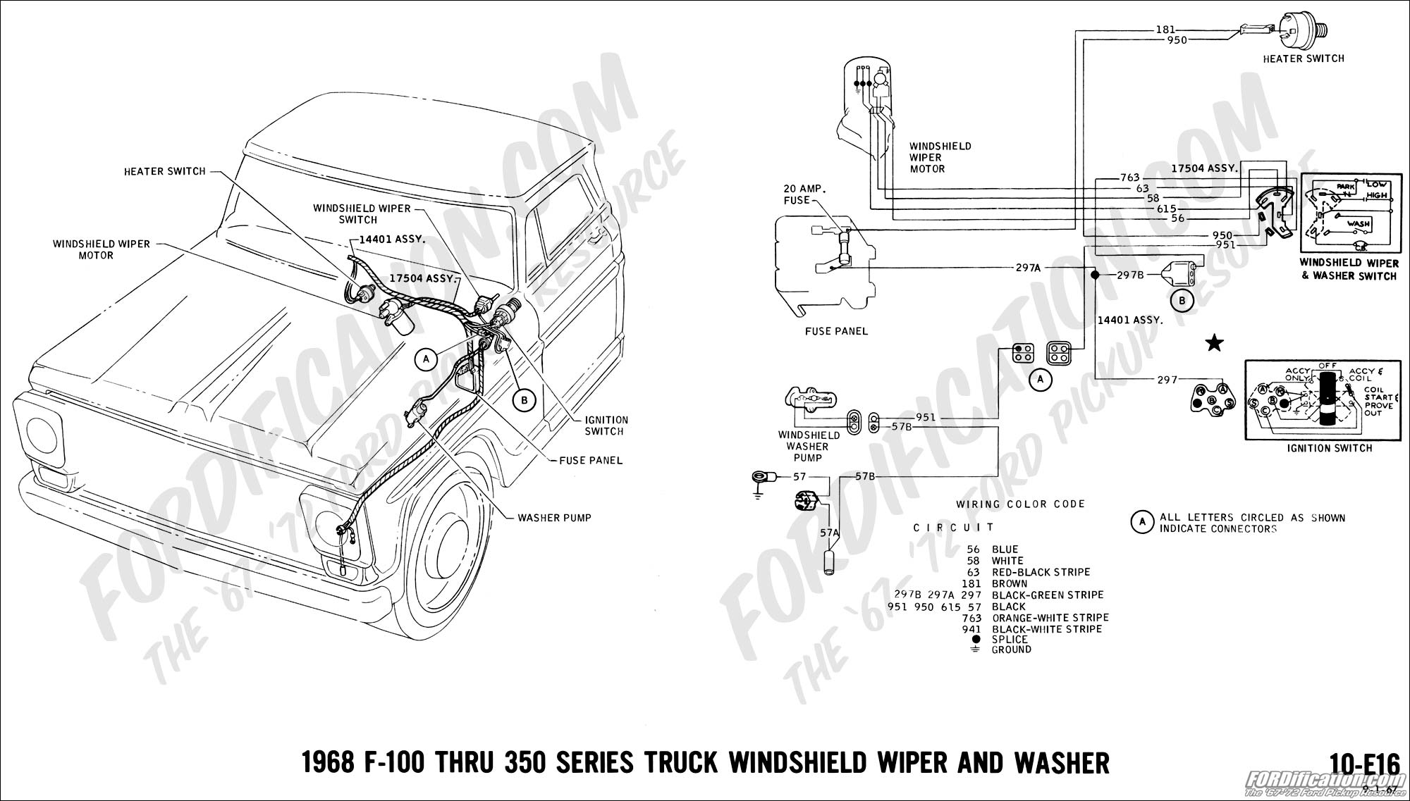 2013 Ford F250 Trailer Plug Wiring Diagram | Trailer ...