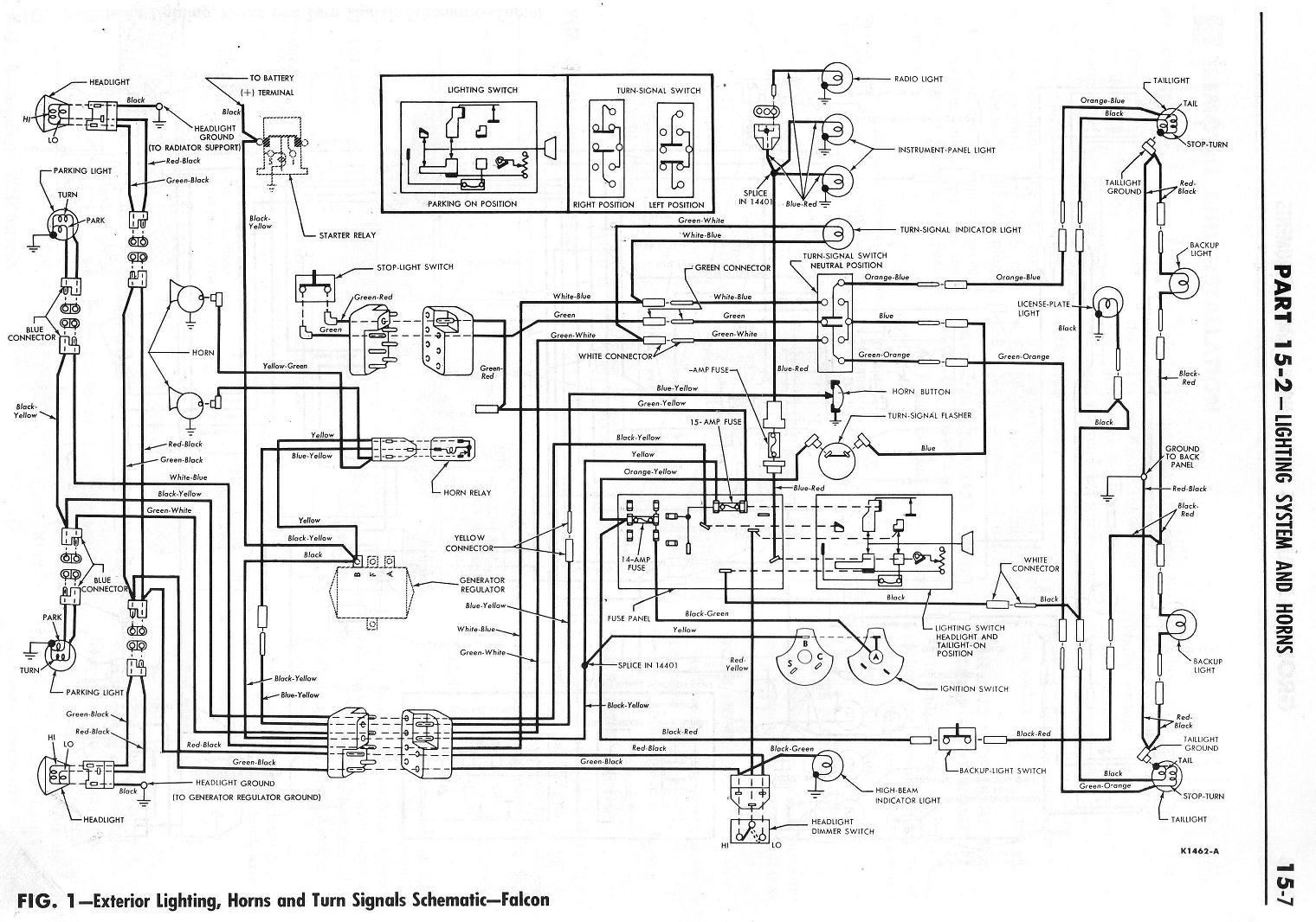 1978 Fairmont Wiring Diagram - Wiring Diagrams Hubs - Car Trailer Wiring Diagram Australia