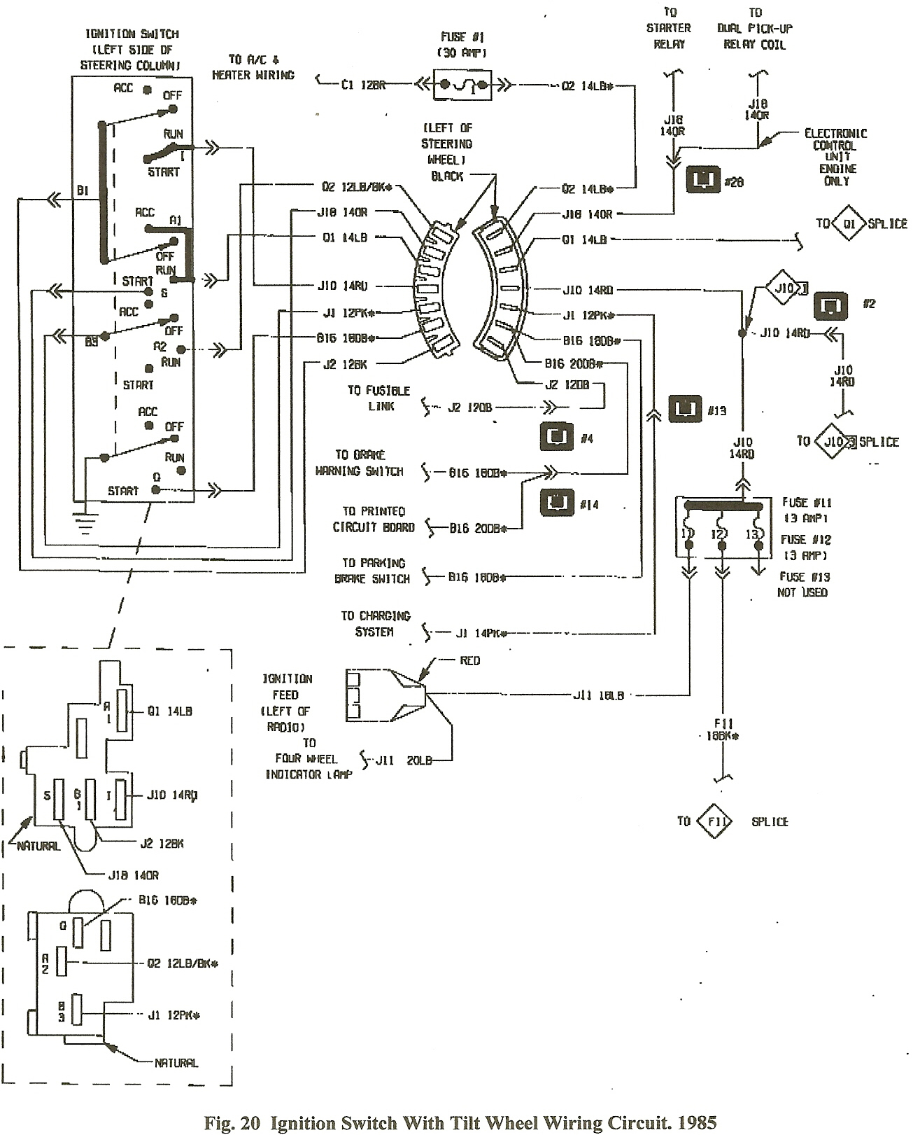 1985 Dodge Ram Wiring Diagram - Data Wiring Diagram Site - 1999 Dodge Ram 1500 Trailer Wiring Diagram