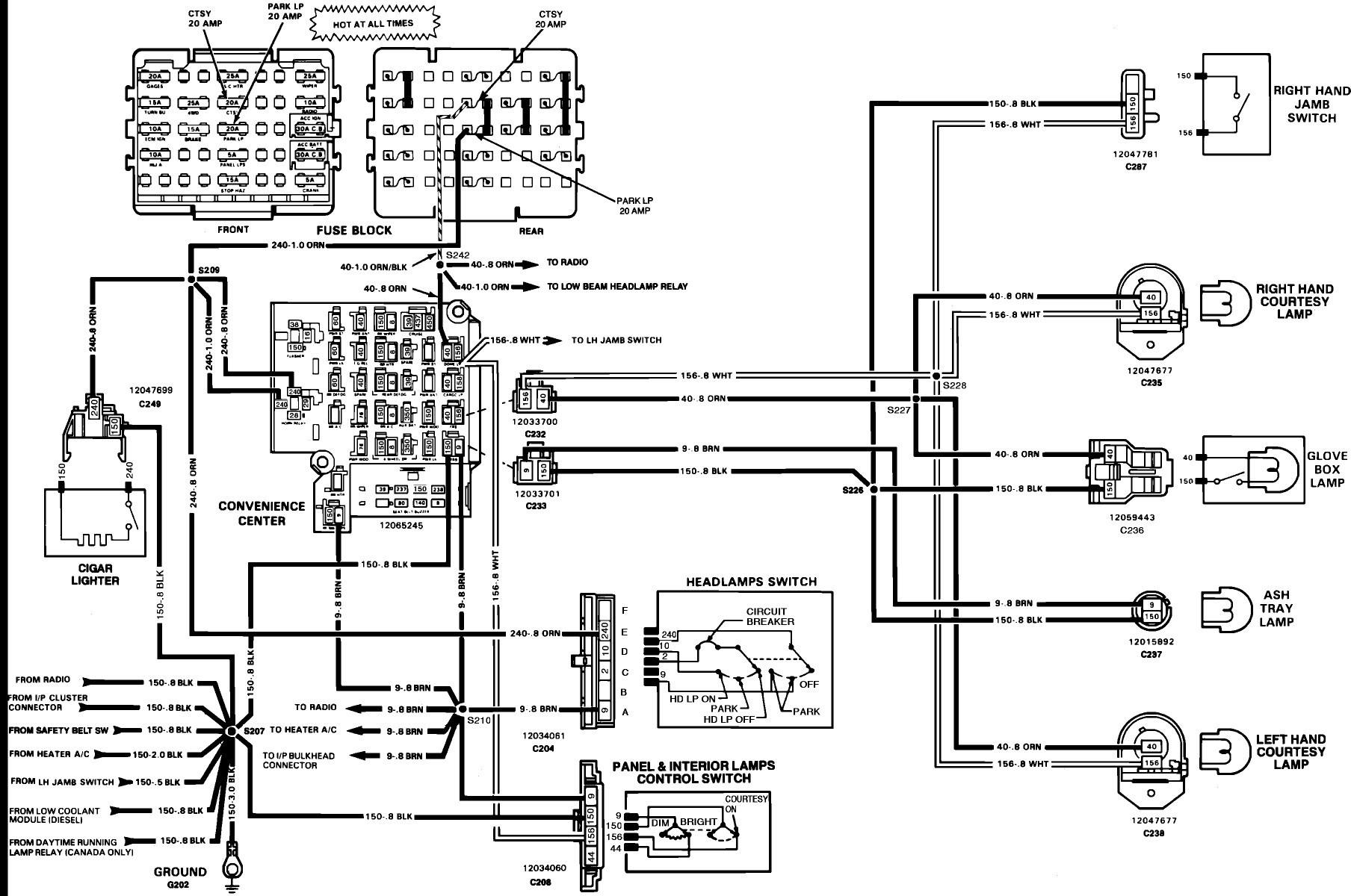 1989 Chevy 3500 Wiring Diagram - Wiring Diagram Name - Chevy 3500 Trailer Wiring Diagram