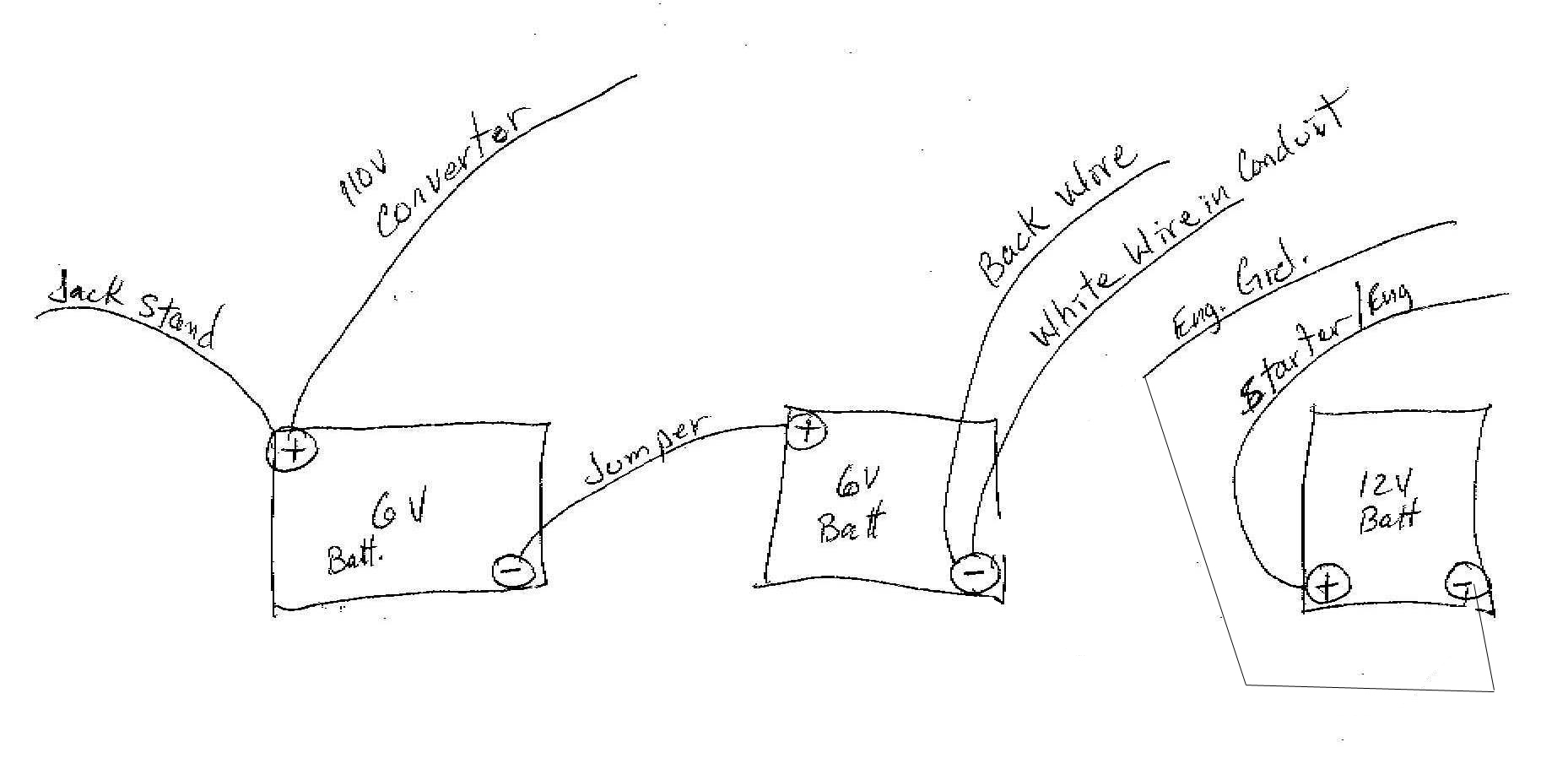 1991 Pace Arrow Battery Wiring Diagram   Wiring Library - Extreme Trailer Wiring Diagram