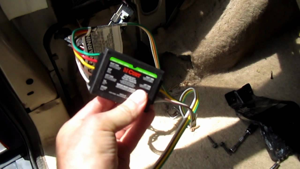 1990 Jeep Cherokee Wire Layout
