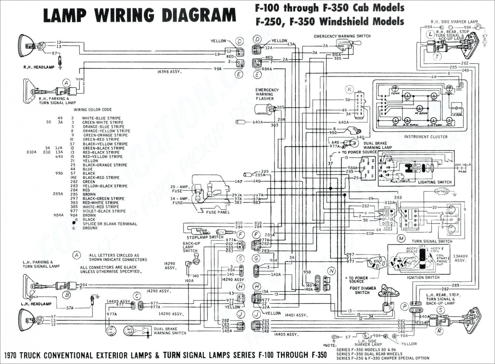1997 Ford F150 Trailer Wiring Diagram Beautiful 1973 1979 Ford Truck - 2004 F150 Trailer Wiring Diagram