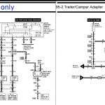 1999 Ford F 250 Trailer Wiring Diagram   Wiring Diagrams   F250 Wiring Diagram Trailer
