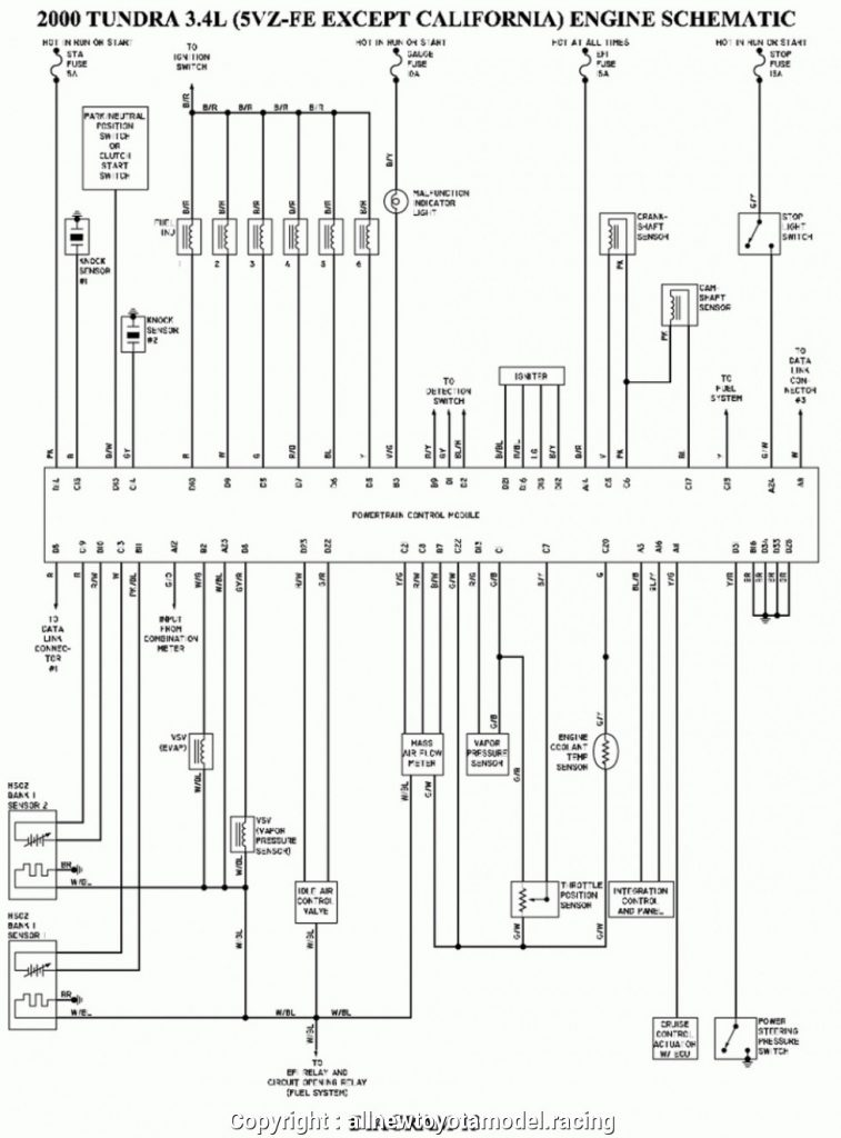Brilliant 2000 Toyota Tundra Wiring Diagrams Wiring Library 2000 Toyota Wiring Cloud Brecesaoduqqnet