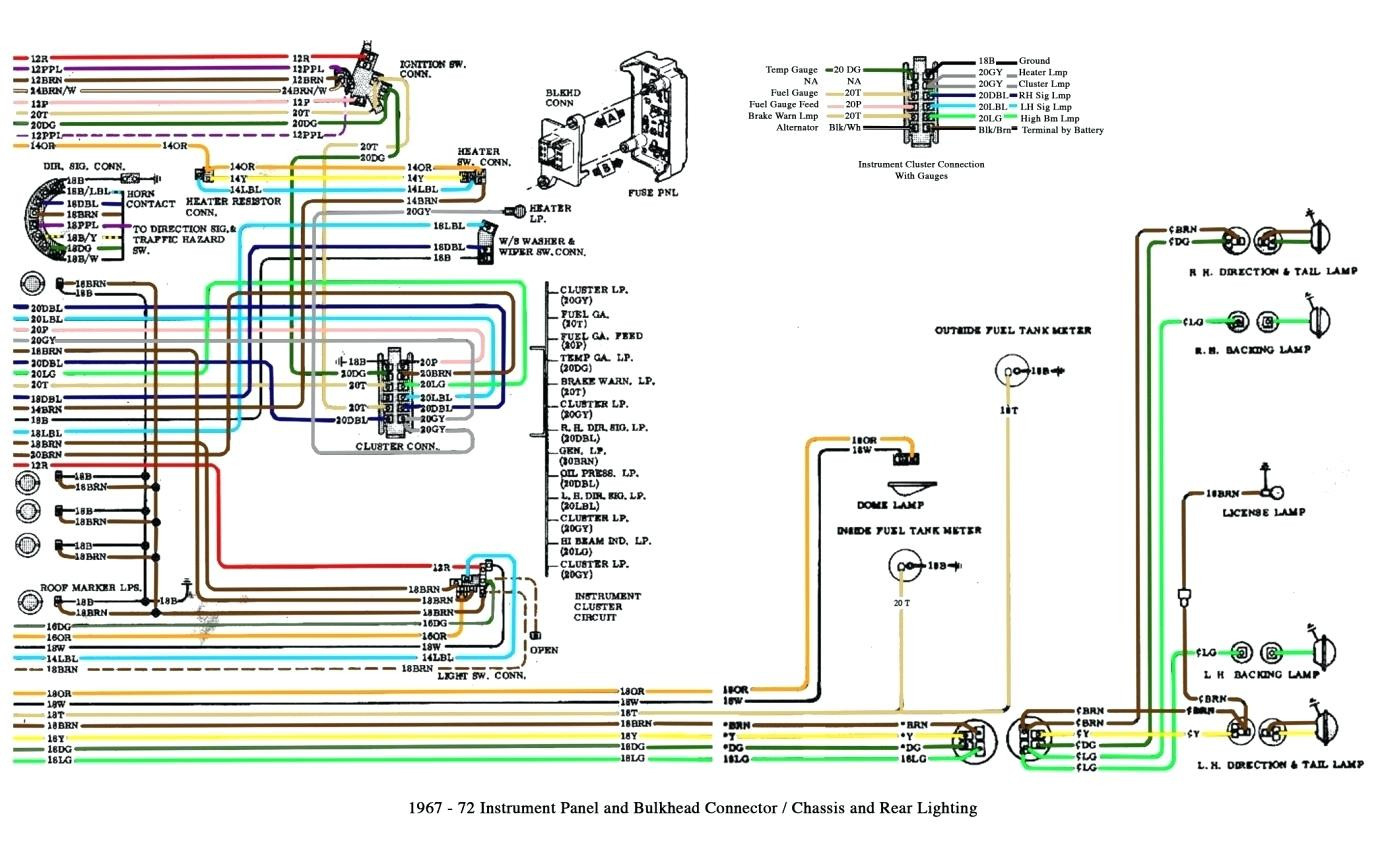 2001 Chevy Trailer Wiring Diagram - Wiring Diagrams Hubs - Trailer Wiring Diagram For 2001 Chevy Silverado
