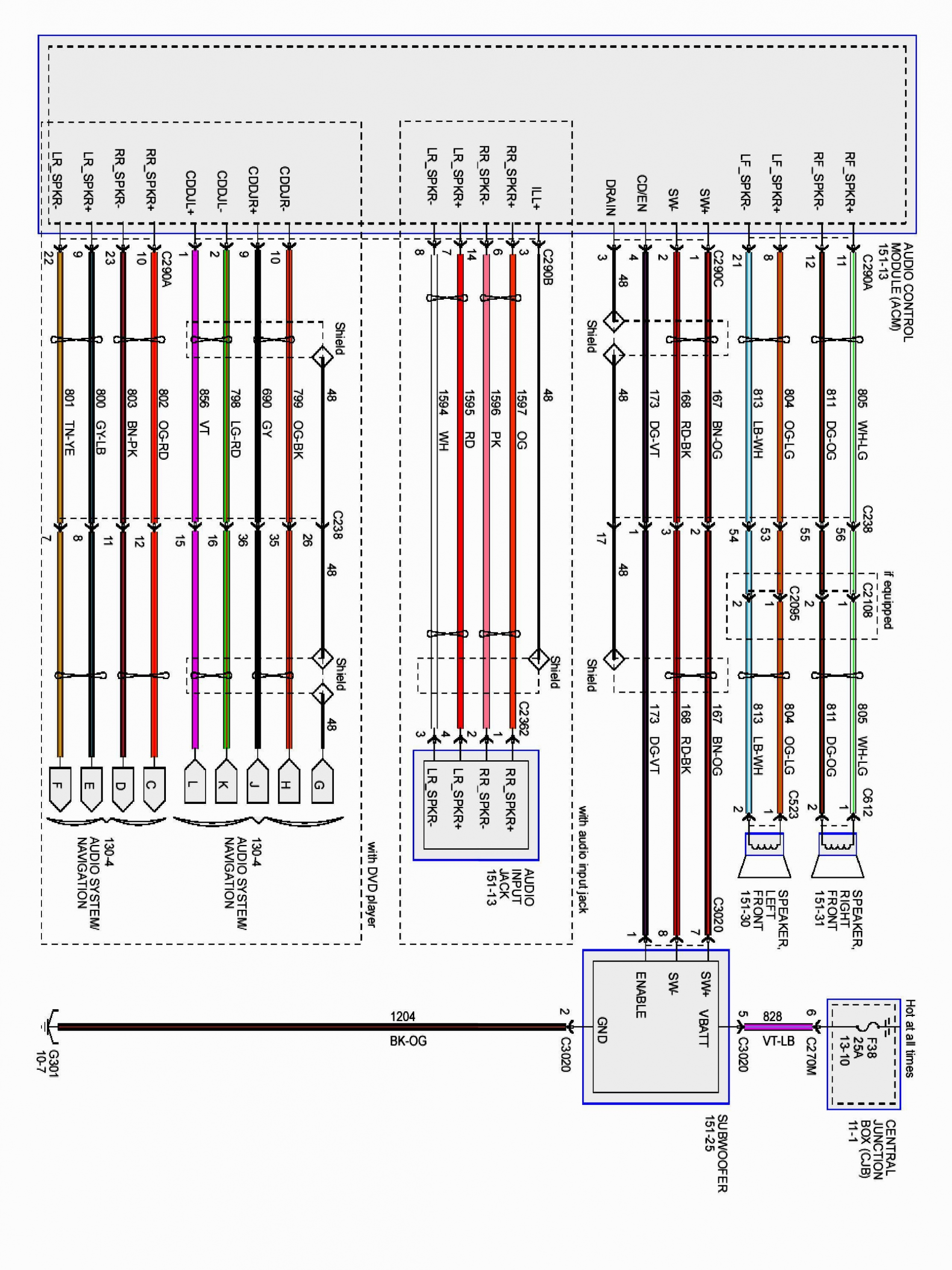 2002 Ford F 150 Window Wiring Diagram | Wiring Diagram - 02 F350 Trailer Wiring Diagram