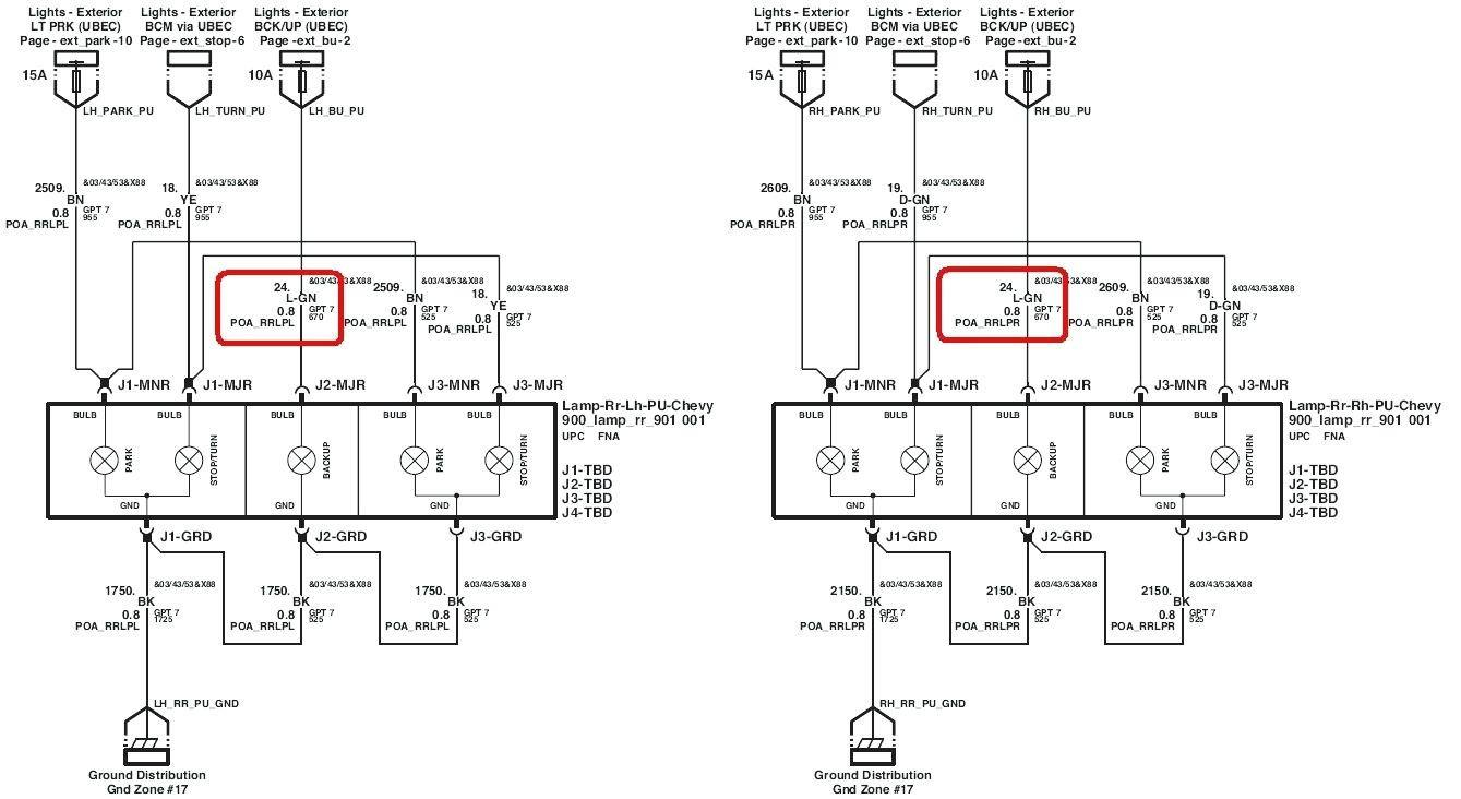 2003 Chevy Silverado Trailer Wiring Diagram | Wiring Diagram - 2000 Chevy Silverado Trailer Wiring Diagram