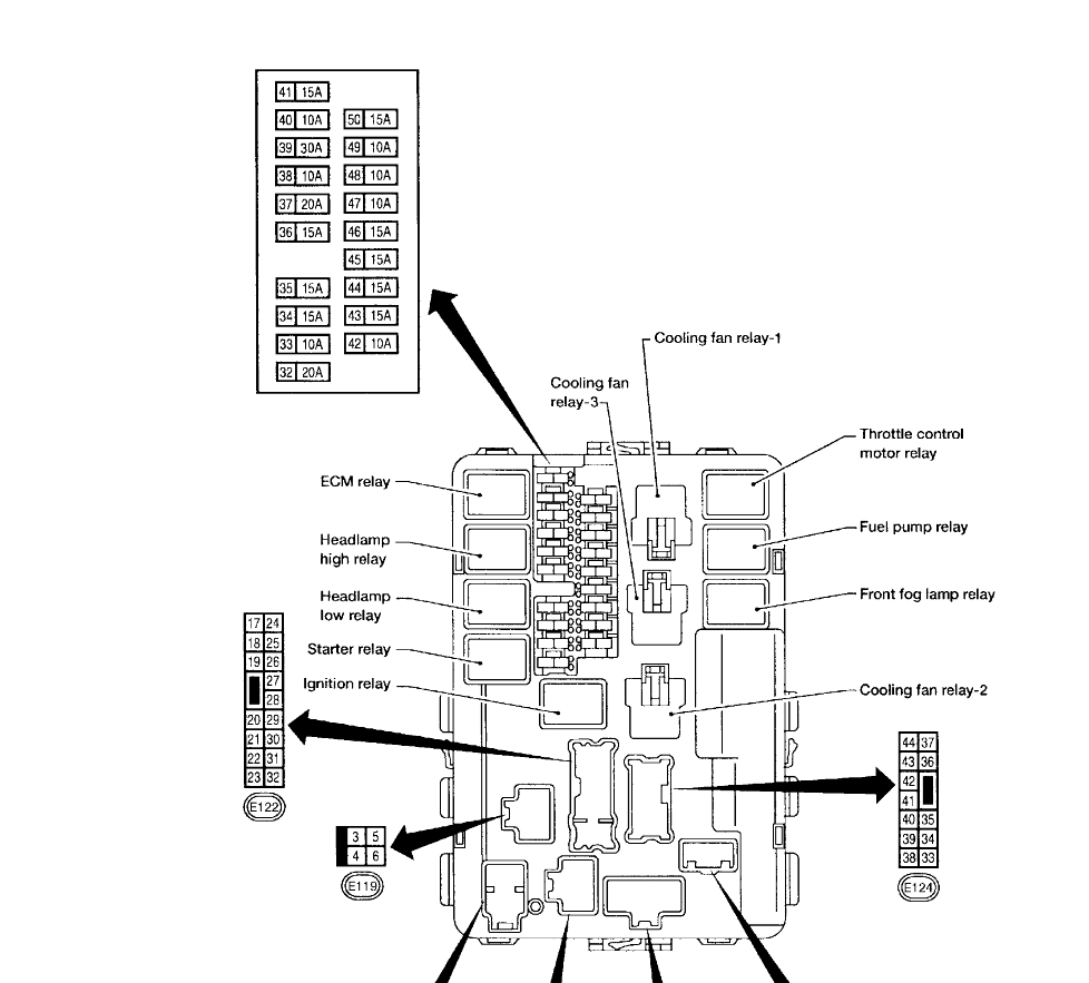 2004 Nissan Titan Trailer Wiring Diagram | Wiring Diagram - 04 Titan Trailer Wiring Diagram