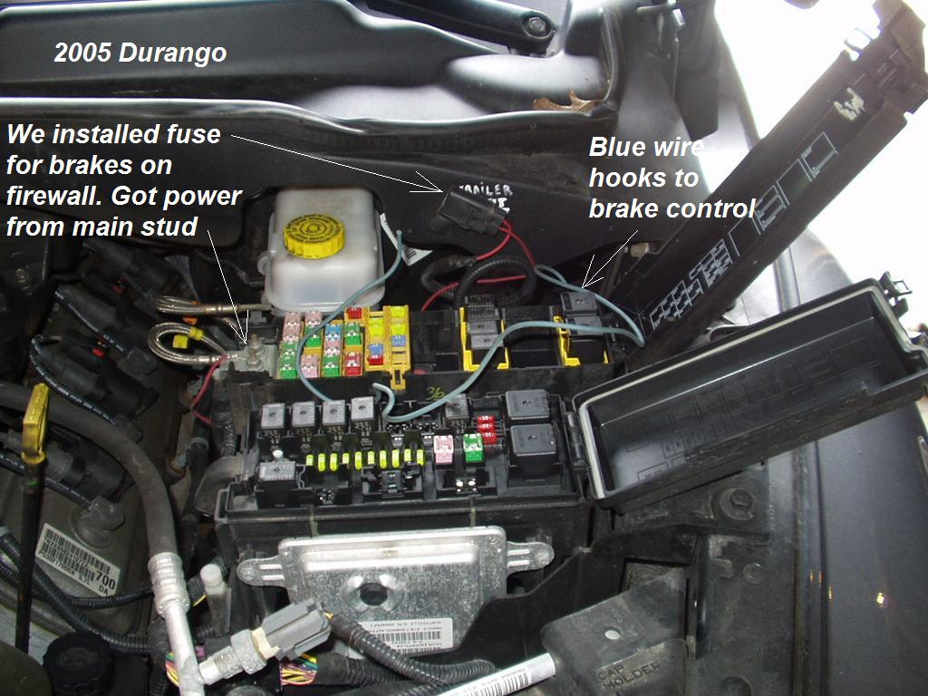 2005 Dodge Durango Trailer Wiring Diagram | Wiring Diagram - 2005 Dodge Durango Trailer Wiring Diagram