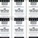 2005 Dodge Ram 2500 Wiring Diagram | Manual E Books   2005 Dodge Ram 1500 Trailer Wiring Diagram