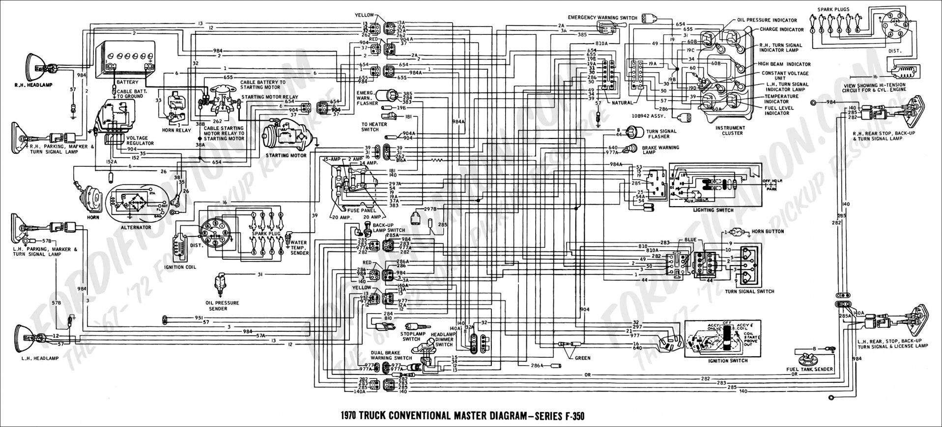 2005 Ford Ranger Trailer Wiring Diagram | Wiring Diagram - Ranger Trailer Wiring Diagram