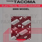 2005 Tacoma Wiring Diagram   Wiring Diagram Explained   05 Tacoma Trailer Wiring Diagram