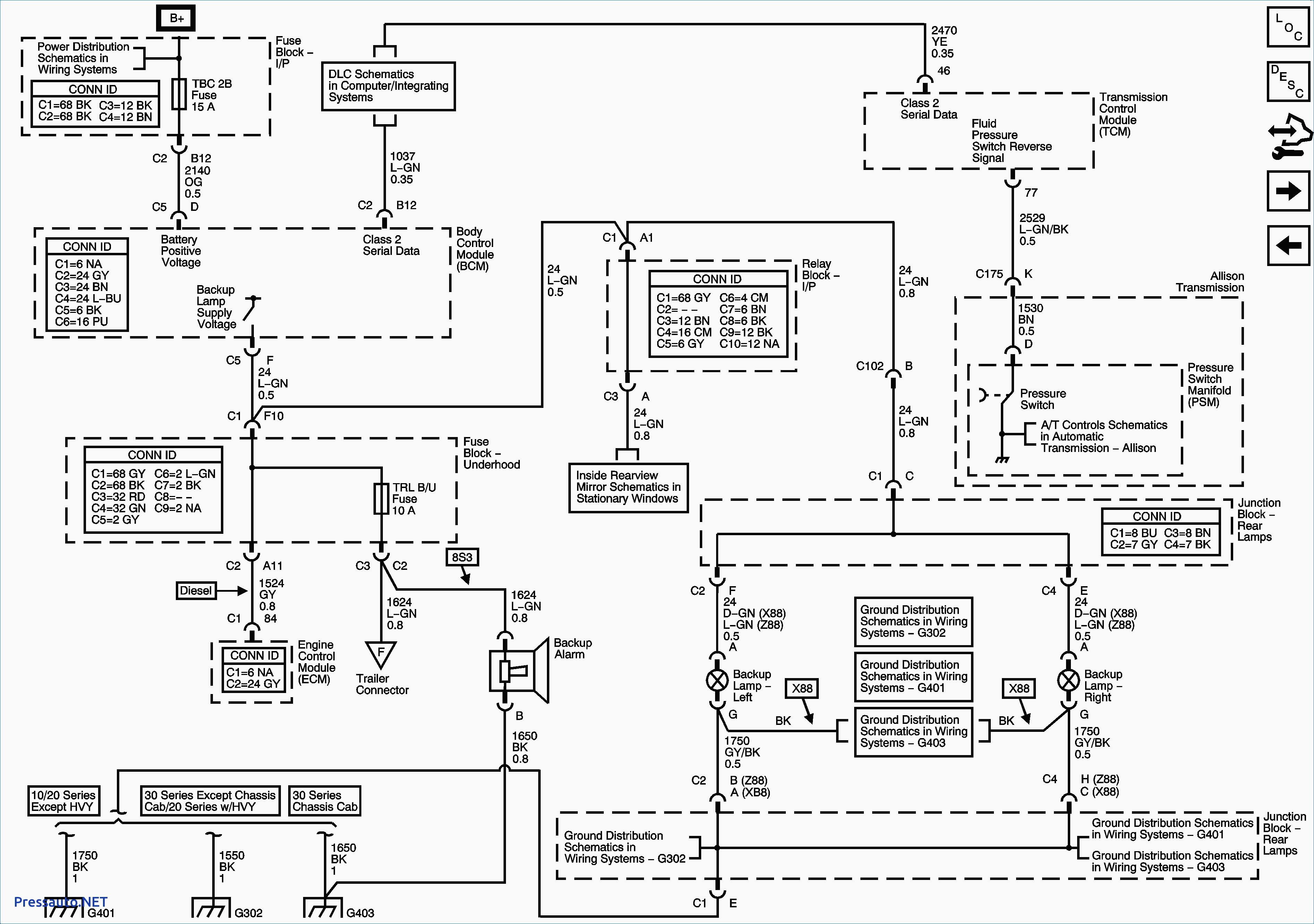2006 Silverado Wiring Schematic - Wiring Diagrams Thumbs - Trailer Wiring Diagram For 2006 Chevy Silverado