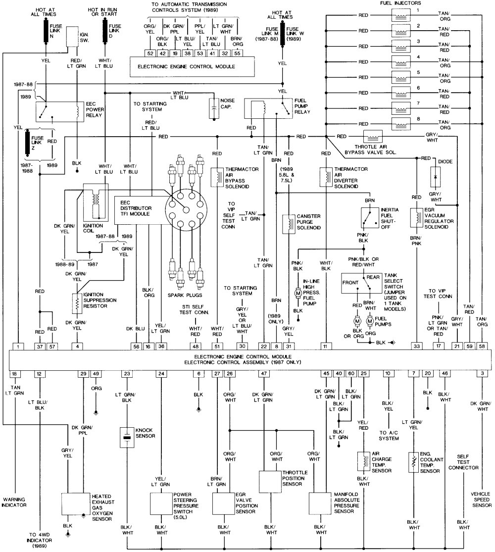 2006 Super Duty Wiring Diagram | Wiring Diagram - 18 Wheeler Trailer Wiring Diagram