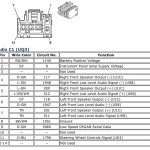 2007 Chevy Silverado Radio Wiring Harness Diagram   Data Wiring   Car Trailer Wiring Diagram