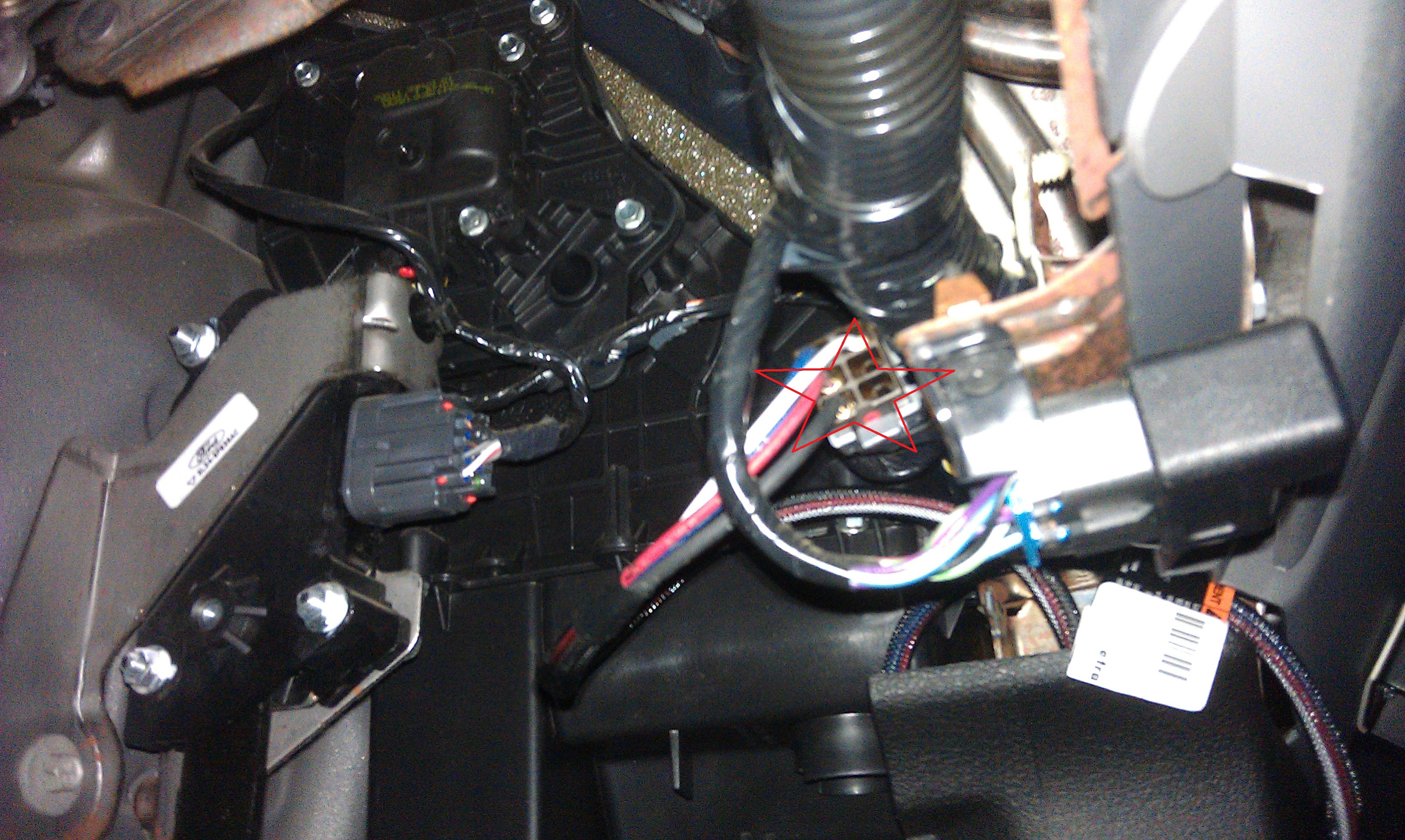 2007 F150 Quick Trailer Wiring Install - F150Online Forums - Ford F 150 Trailer Brake Wiring Diagram