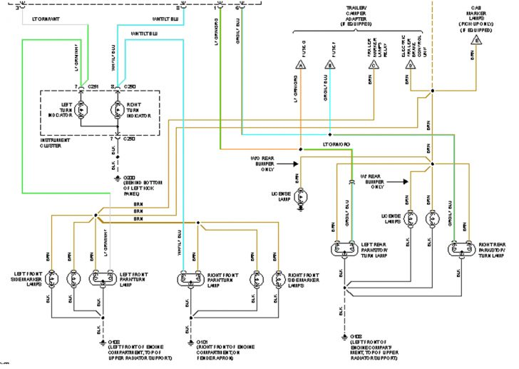Ford F 150 Trailer Brake Wiring Diagram
