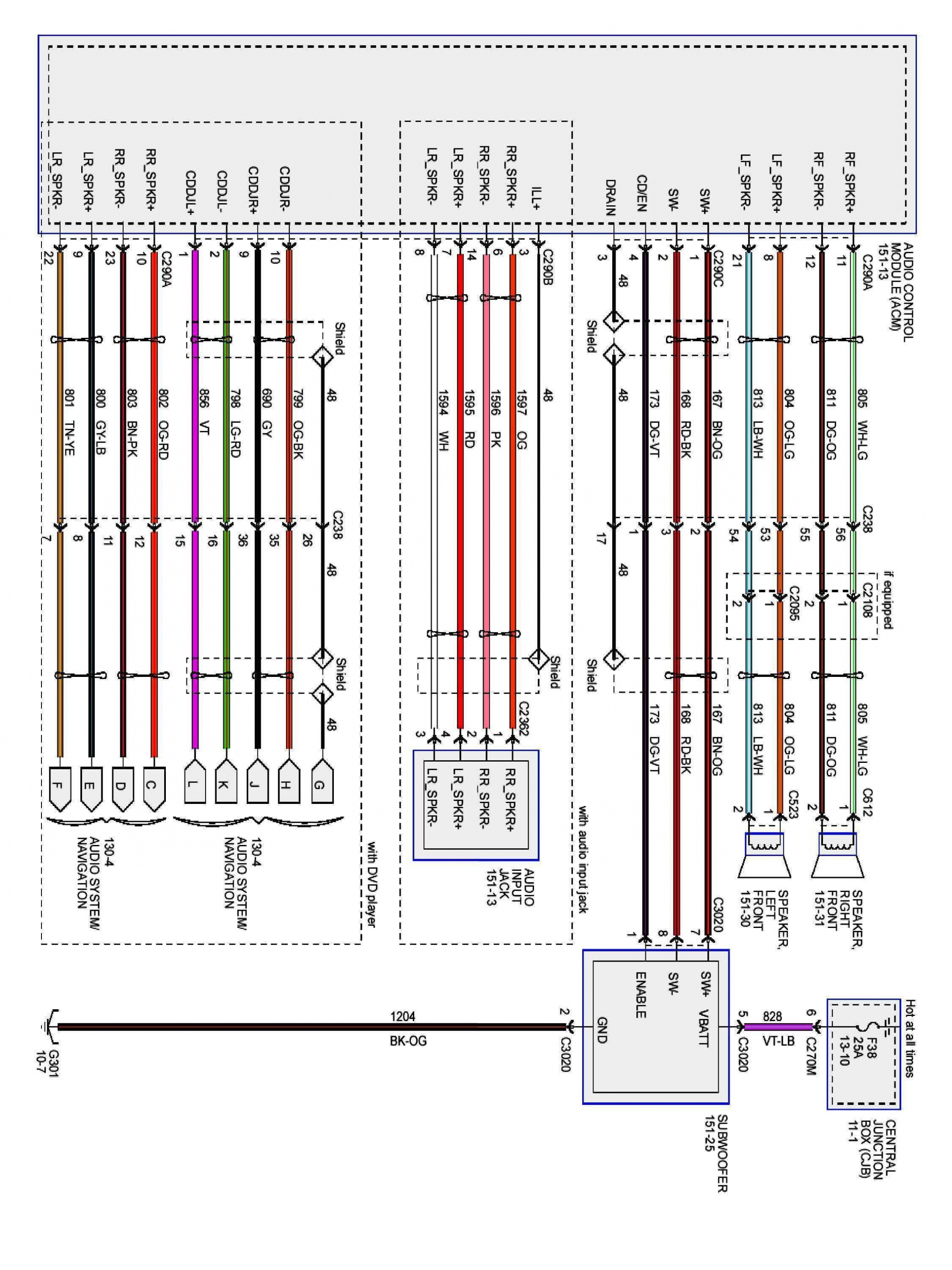 2000 Ford F350 Trailer Wiring Diagram | Trailer Wiring Diagram
