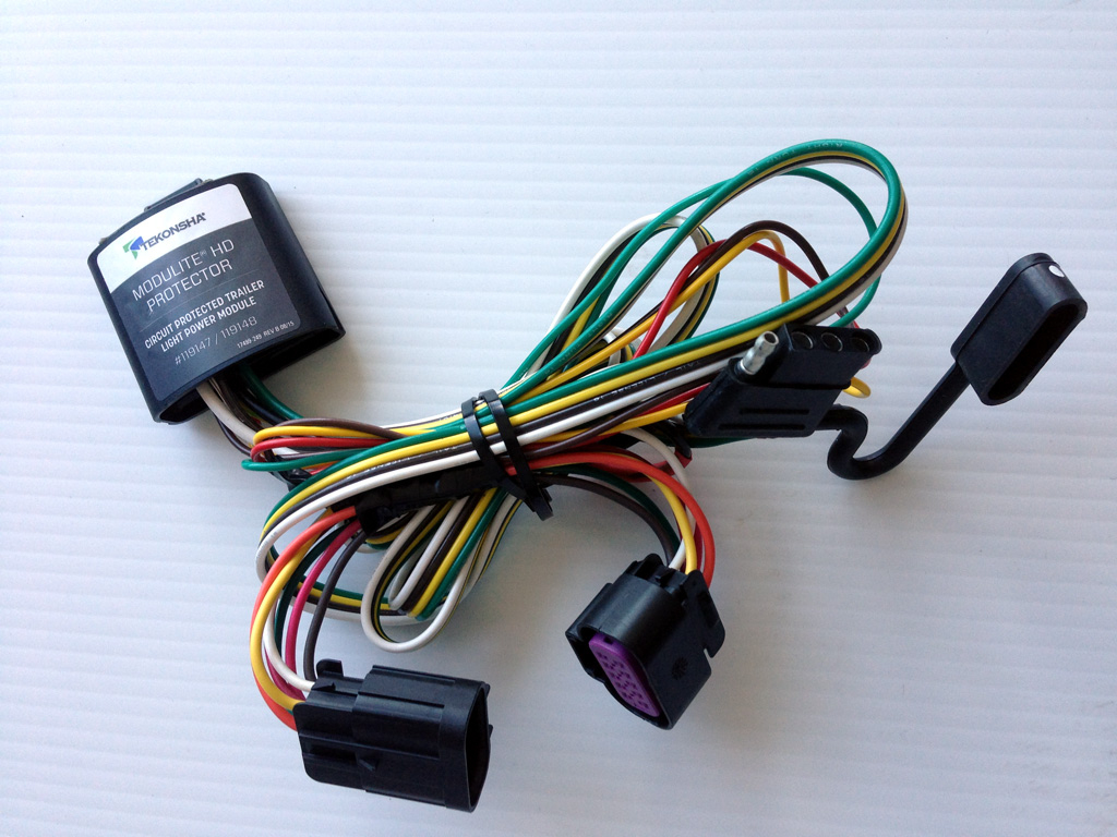 2010-2017 Can Am Spyder Rt – Rts – Rt Limited Trailer Wiring Harness - 2017 Trailer Wiring Diagram