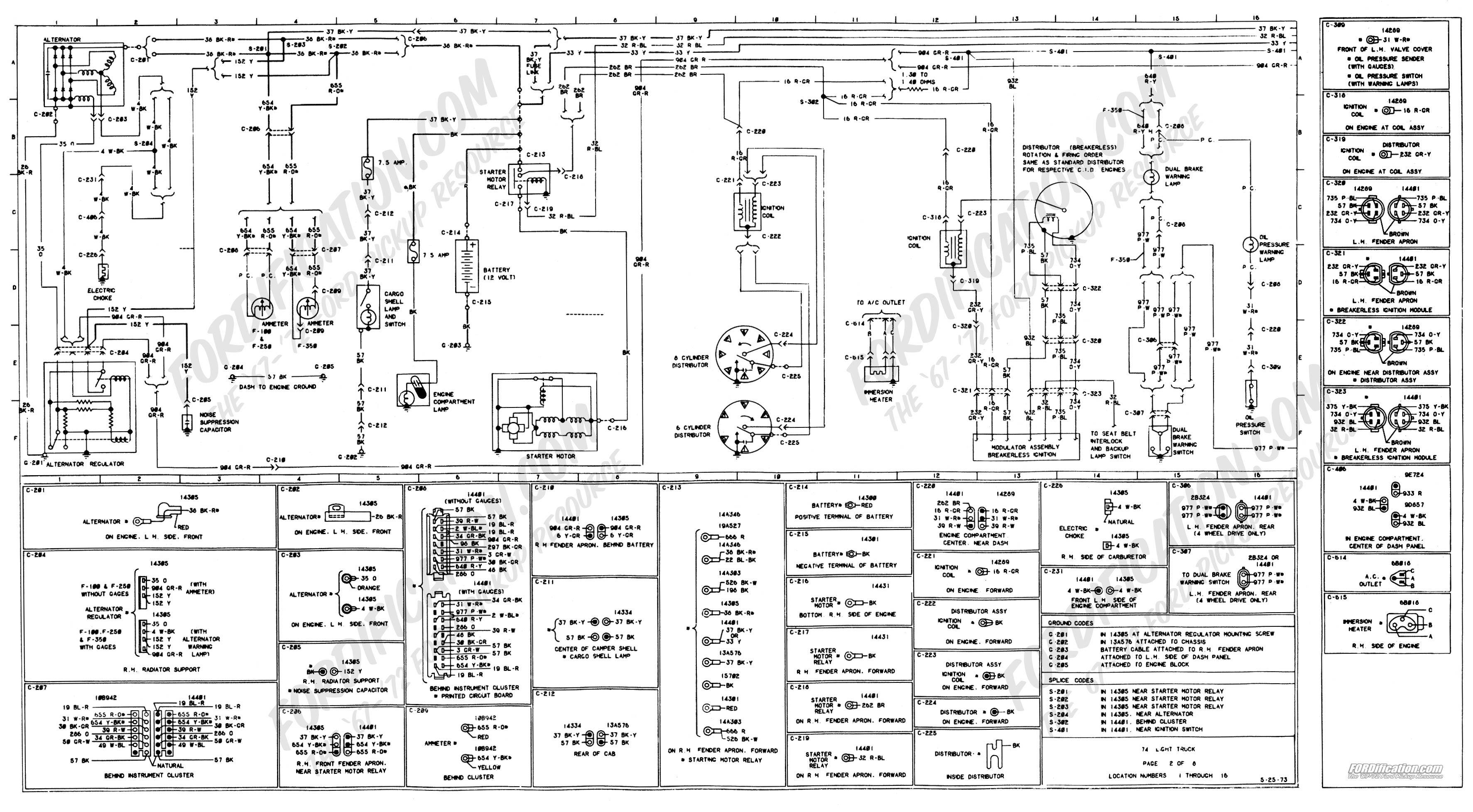 2011 F250 Trailer Wiring Diagram Fresh 1973 1979 Ford Truck Wiring - Rc Trailer Wiring Diagram