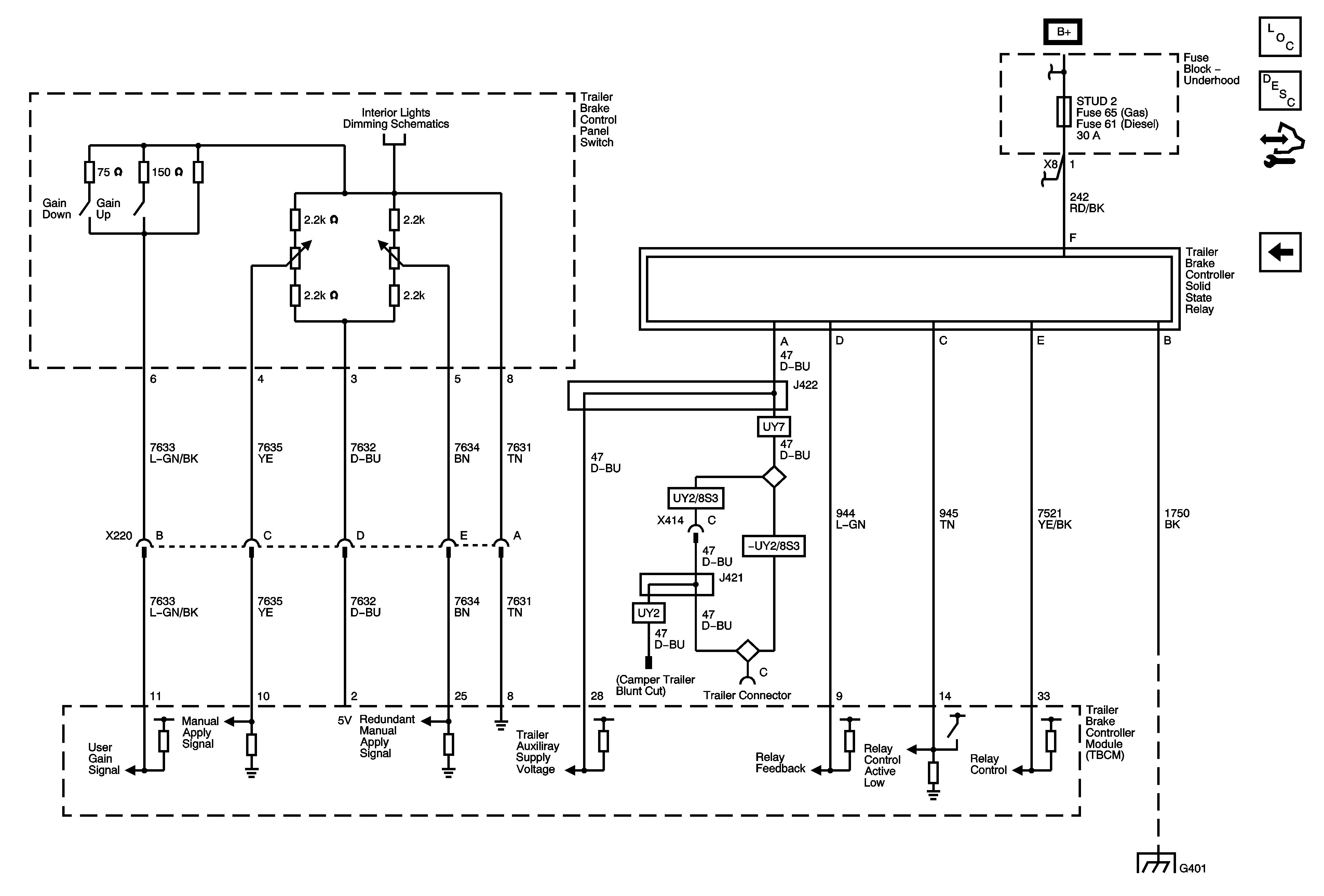 2011 Gmc Trailer Wiring Diagram - Today Wiring Diagram - Ram 1500 Trailer Wiring Diagram