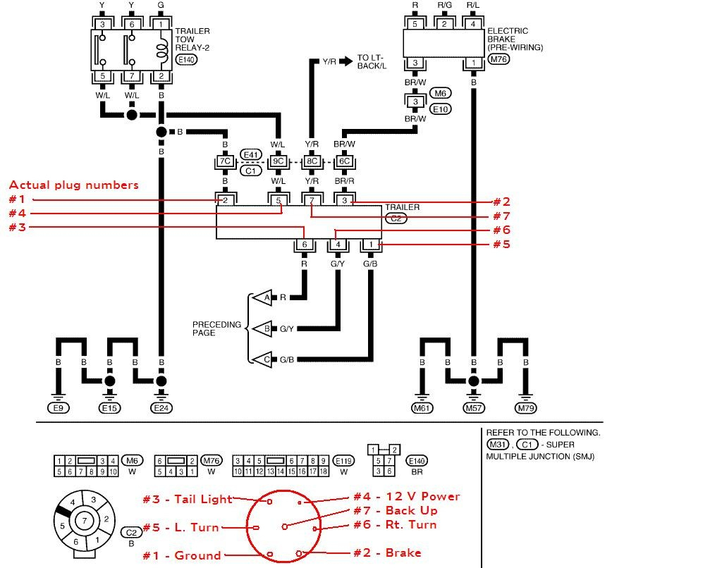 Gr Trailer Wiring Diagram
