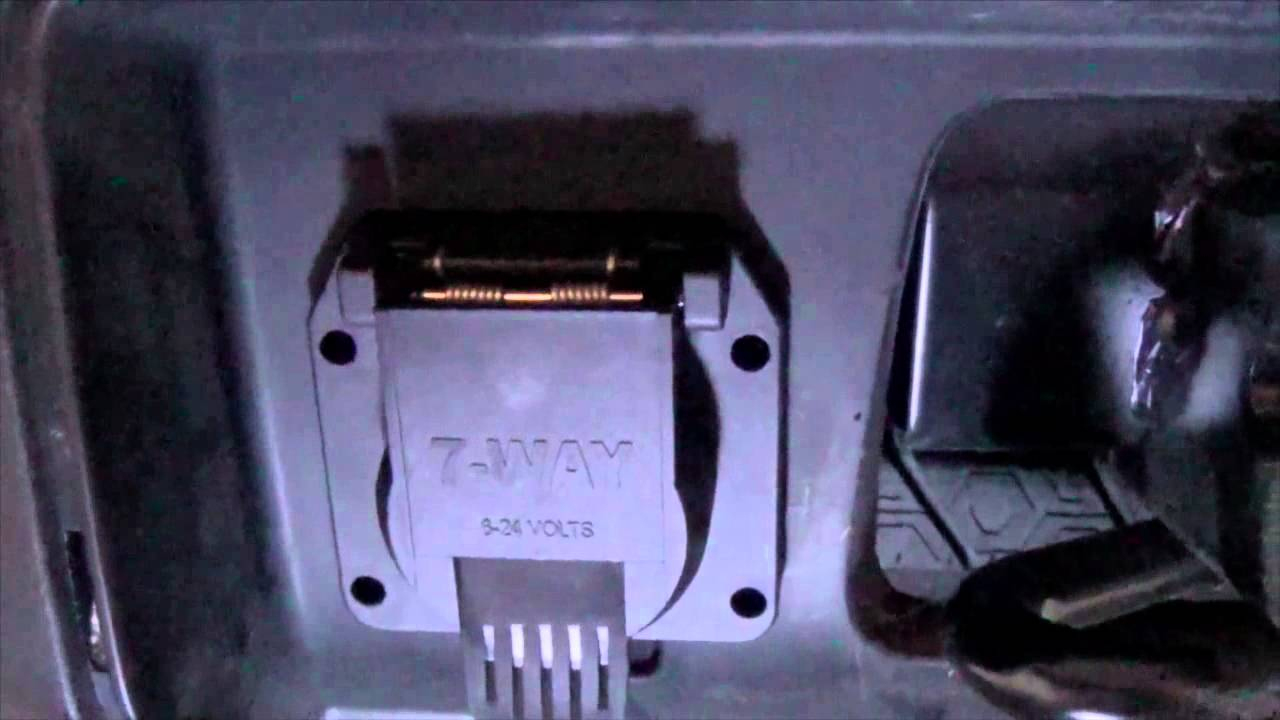 2013 Honda Pilot Wiring Harness Install - Youtube - 2015 Trailer Wiring Diagram