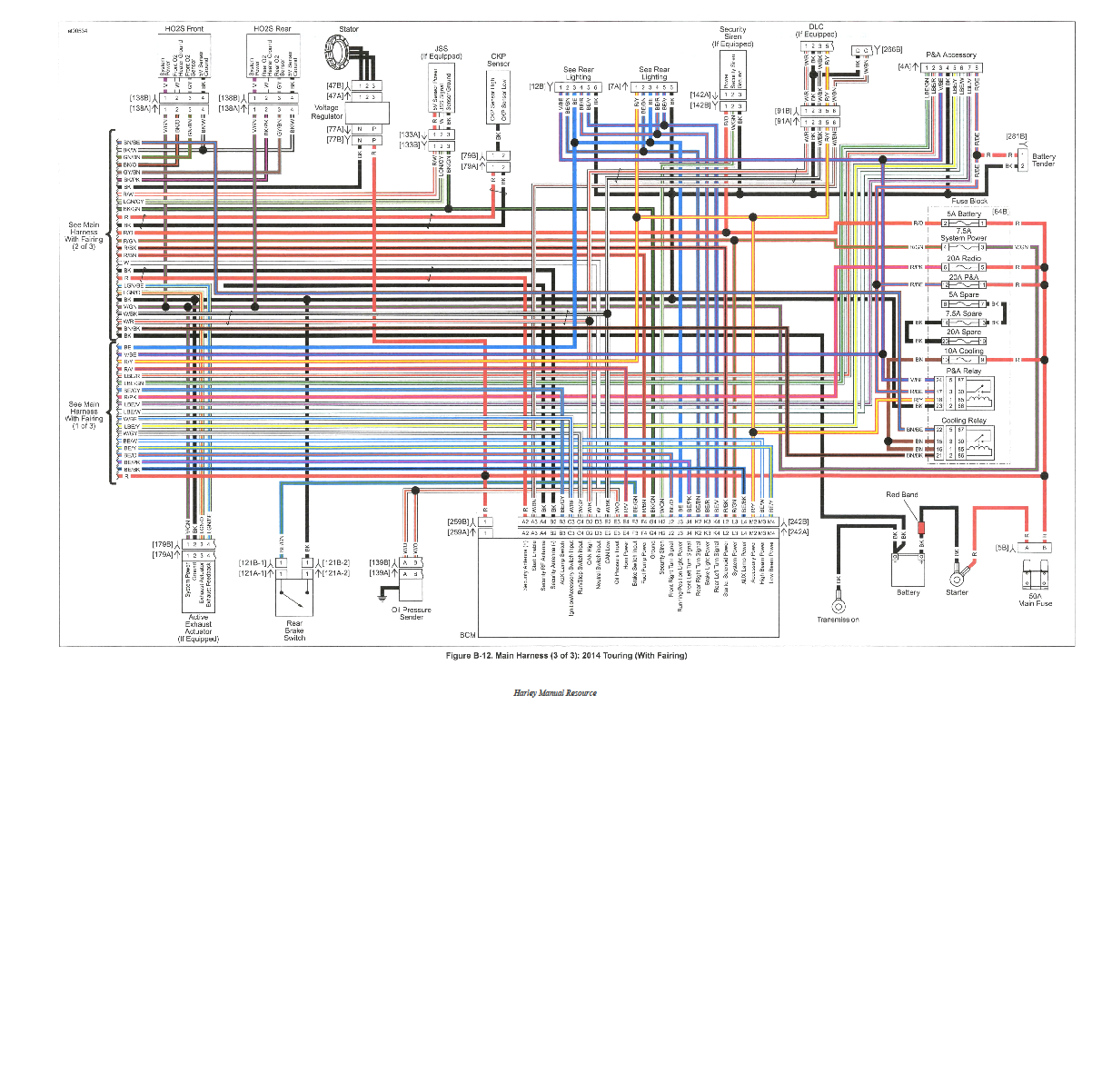 Manac Trailer Wiring Diagram