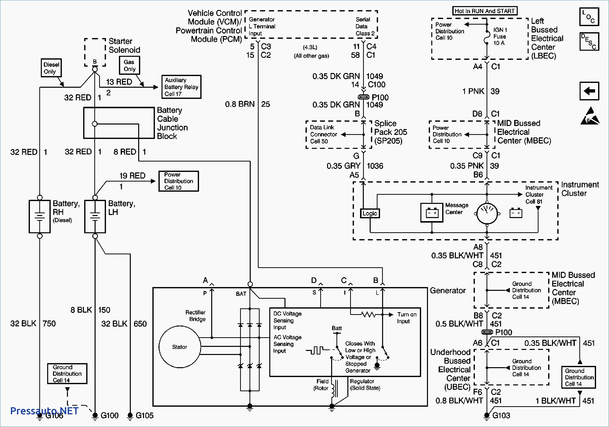 2015 Chevy Silverado Trailer Wiring Diagram