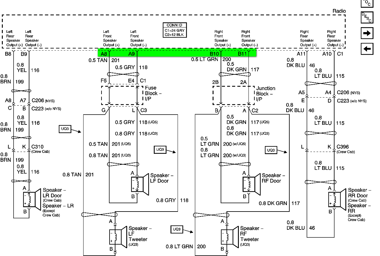 2015 Chevy Trailer Wiring Diagram | Wiring Diagram - 2014 Silverado Trailer Wiring Diagram