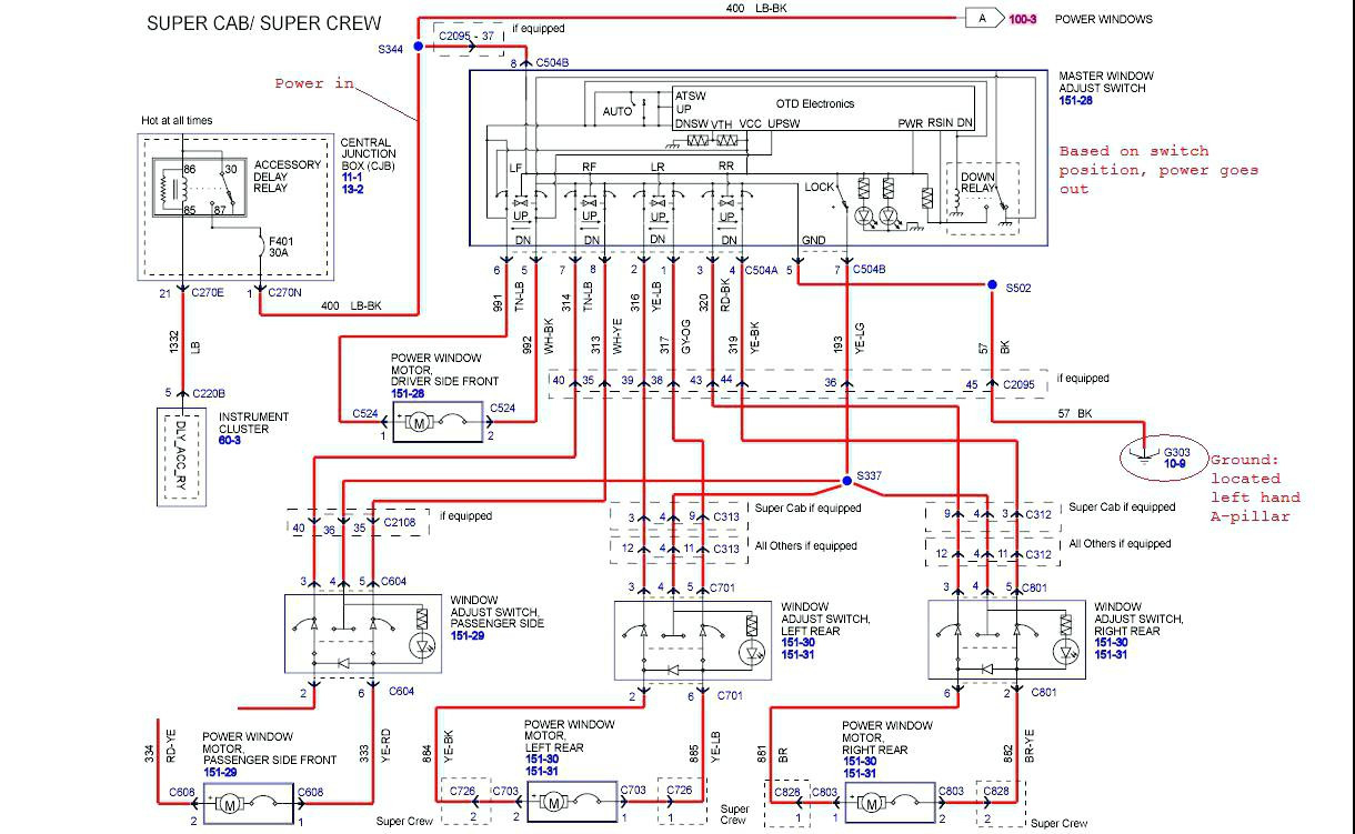 2015 Ford F 150 Trailer Wiring Harness - Free Wiring Diagram For You • - 2016 Ford F150 Trailer Wiring Harness Diagram