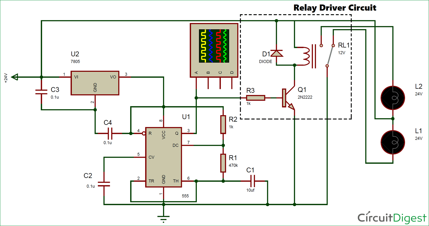 24V Wiring Diagram - All Wiring Diagram - 24V Trailer Wiring Diagram