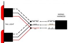 3 Wire Trailer Diagram – Schema Wiring Diagram – 4 Prong Trailer Wiring Diagram