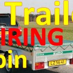 4 Pin Trailer Wiring Diagram   Data Wiring Diagram Schematic   Trailer Wiring Diagram 4 Pin Round