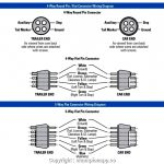 4 Prong Trailer Plug Wiring Diagram Wire Flat   Wiring Diagram Name   4 Way Flat Trailer Wiring Diagram