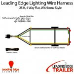 4 Way Trailer Wiring Diagram 2007 Trail   Wiring Diagram Database   Trailer Light Wiring Diagram 4 Pin