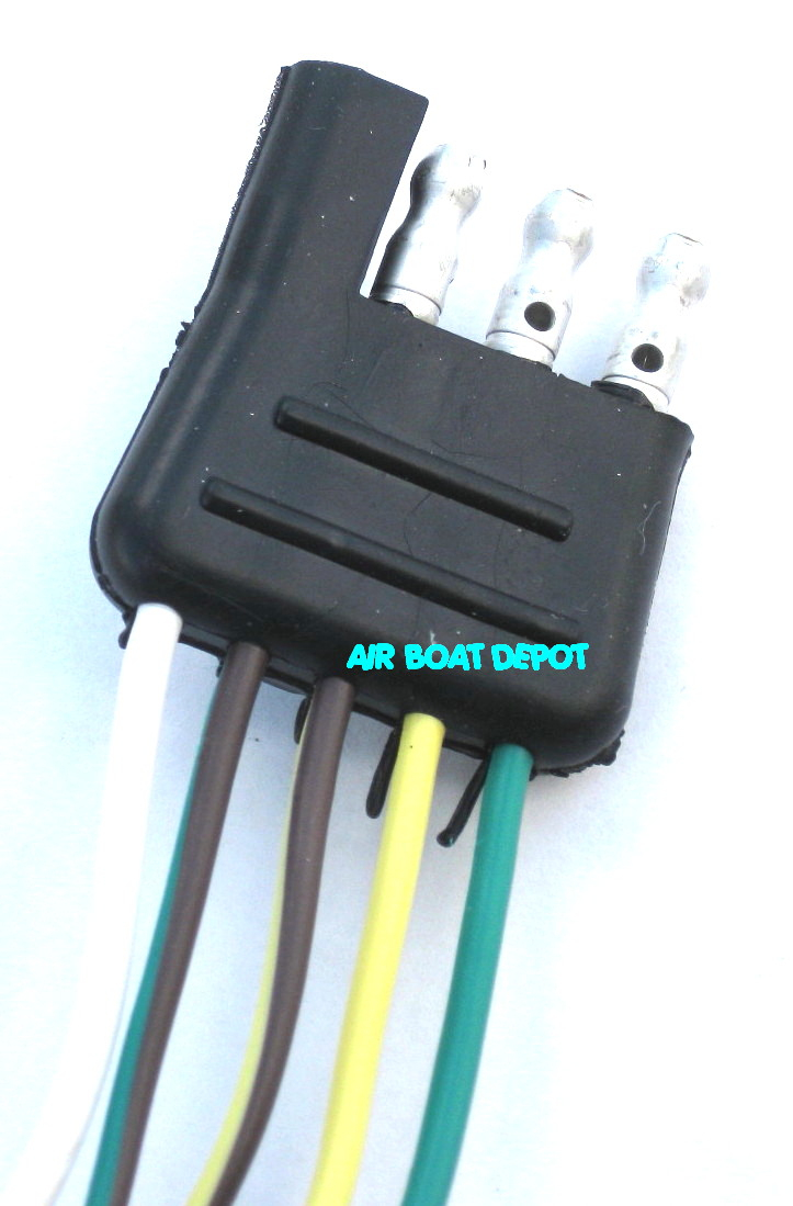 4 Way Wiring Harness - Wiring Diagrams Thumbs - Trailer Wiring Harness Diagram 4 Way