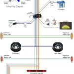5 Pin Flat Trailer Wiring Diagram Best 7 Wire For With Way   Wiring   7 Pin Trailer Wiring Diagram