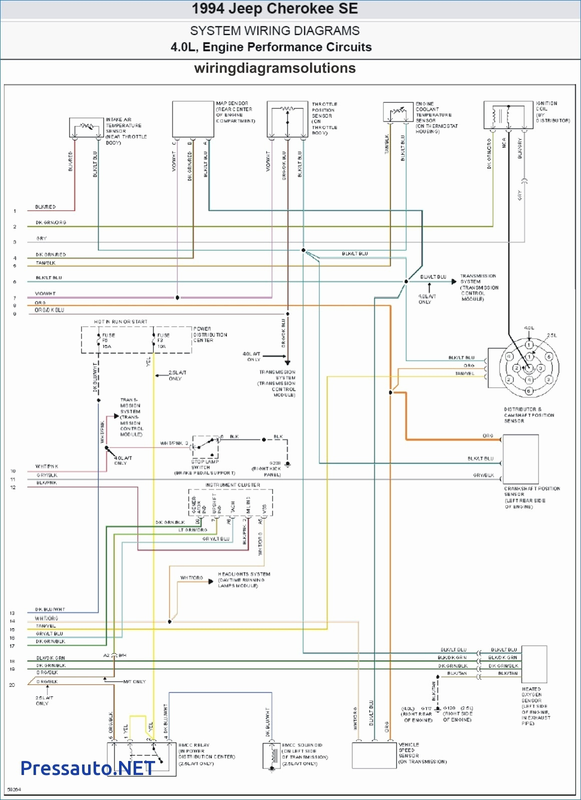 6 Inspirational 1989 Jeep Wrangler Wiring Diagram Graphics | Simple - Jk Trailer Wiring Diagram