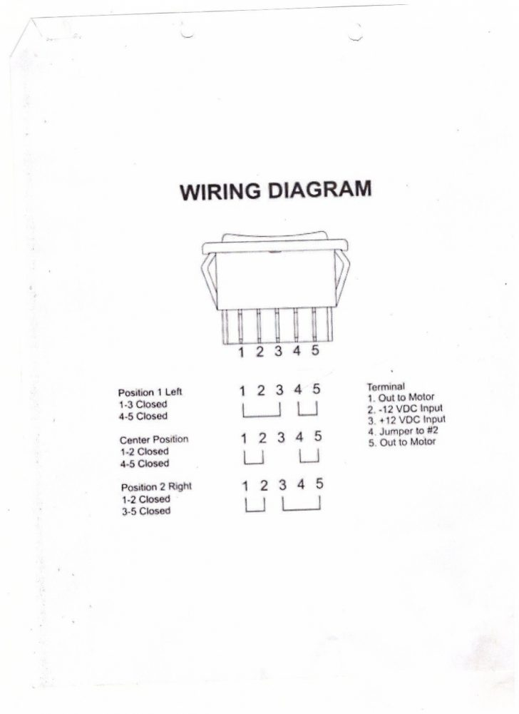 Trailer Wiring Diagram 6 Pin
