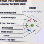 6 Round Trailer Plug Wiring Diagram | Manual E Books   6 Round Trailer Wiring Diagram