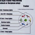 6 Wire Trailer Wiring Diagram Plug Zhuju Me   6 Wire Trailer Plug Wiring Diagram